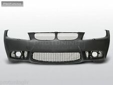 BMW E90 E91 08-11 LCI 3 Series M3 Look FRONT BUMPER ABS Plastic Sport m ser tech