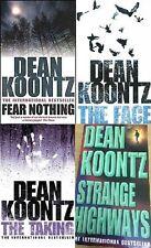 DEAN KOONTZ ____ 4 BOOK SET  ____ BRAND NEW ___ FREEPOST UK