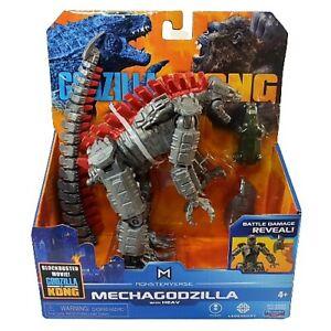"""MECHAGODZILLA 6"""" King Kong vs Godzilla Monsterverse  2021 FREE SHIPPING"""