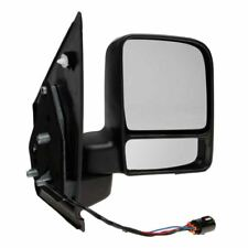 Ford Transit Connect Van 2002-2009 Electric Black Wing Door Mirror Drivers Side