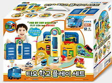 "The Little Bus TAYO ""School play set"" Toy Korea TV animation character/Diecast"