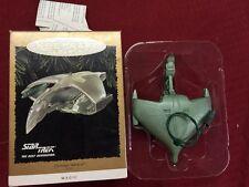 Keepsake Star Treck lighted ornament Romulan Warbird