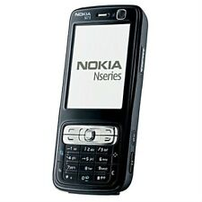 New Condition Refurbished Nokia N73 - Black (Unlocked) Smartphone UK 🇬🇧