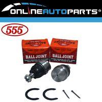 2 Japan Made 555 Lower Arm Ball Joints suits Lexus LX470 UZJ100 98~07 4X4 Wagon