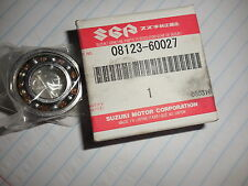 NOS Suzuki OEM 9X32X15 Bearing SP125 RM80  DR200  DR-Z125  SP100 08123-60027