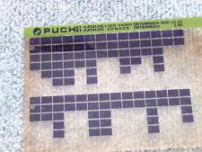 Microfich Ersatzteilkatalog Ersatzteilliste Puch Lido - Vario Condor 2/85