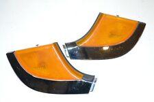 2006-2009 Saab 9-5 Aero Headlight Corner Turn Signal Marker Light Lamp Lens OEM