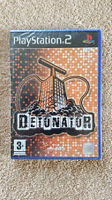 Detonator PS2 / Pal Fr / neuf sous blister sans defaut / new sealed