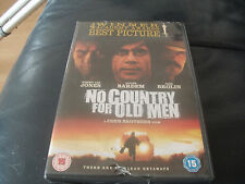 **No Country for Old Men DVD Rated 15 Good Condition**