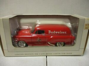 Spec Cast Budweiser 1954 Chevy Bank