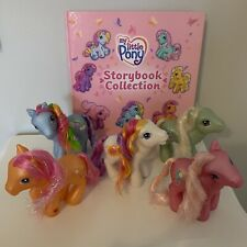 My Little Pony G3 lot of 5 with a Storybook Collection that matches the ponies!