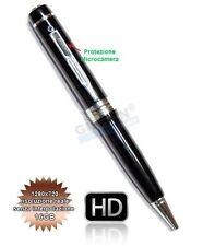 Penna con microcamera HD 16GB Scatta Foto 4032x3024 Pixel penne con telecamere