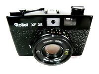 ROLLEI XF 35 LENS SONNAR 2,8/40 mm RANGEFINDER CAMERA NEVER USED MINT AS NEW!