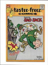 TASTEE-FREEZ COMICS #4 [1957 FN-] SAD SACK