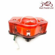 NEW ROYAL ENFIELD M BACK REAR TAIL LIGHT LAMP COMPLETE ASSEMBLY PART 6107DM