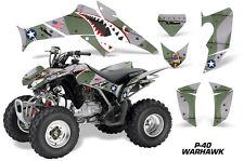 Honda TRX 250 EX AMR Racing Graphic Kit Wrap Quad Decal ATV 05-16 WARHAWK G