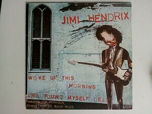 Jimi Hendrix - Woke Up This Morning And Found Myself Dead (Lp) NM / NM, New York
