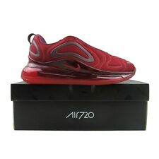 Nike Air Max 720 Athletic Shoes Red Night Maroon NEW AO2924-601 Mens Size 9.5