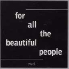 Swell-For All The Beautiful People (UK IMPORT) CD NEW