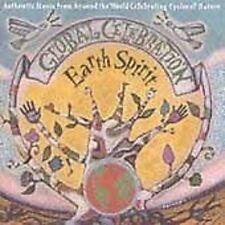 Global Celebration: Earth Spirit by Various Artists (CD, 1993, Ellipsis Arts)