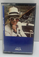 Greatest Hits by Elton John Cassette MCA Records Promotional Tape
