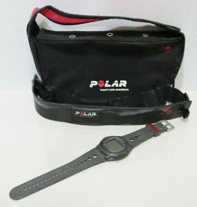 POLAR Heart Rate Monitor Watch SMARTEDGE with HR Chest Strap - 204