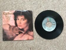 "Kate Bush ‎– Running Up That Hill - USA promo - 7"" single"