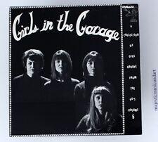 GIRLS IN THE GARAGE LP 4 GIRL THE PUSSYCATS MAJORETTES BERMUDAS ZUMA N.MINT