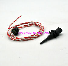 Exterior Outdoor External Air Ambient Temp Sensor & connector wire for BMW MINI