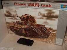 Trumpeter 00352 Francia 39 (H) Maqueta De Tanque Kit en 1:3escala 5