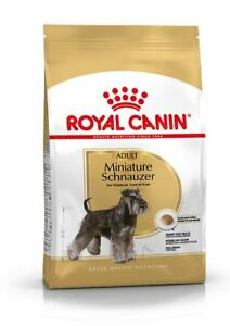 Food For Dogs Adults (Plus 10 Months) Royal Canin Miniature Schnauzer Adult