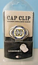 United States Navy Golf Cap Clip Ball Marker Hat Enamel Armed Forces
