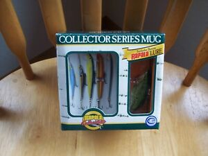REDUCED - NIB RAPALA COLLECTOR SERIES MUG PLUS BONUS RAPALA LURE