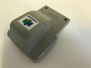 Official Nintendo Rumble Pak For The Nintendo 64 N64  Games Console Tested
