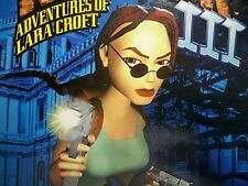 R0500081 TOMB RAIDER III PC GAME WITH PRIMA STRATEGY GUIDE 3
