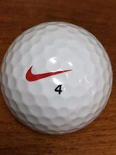 36 Nike PD Long AAAA 4A  Golf Balls RED SWOOSH FREE TEES