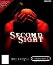 SECOND SIGHT PC GAME *NEW* AUS EXPRESS