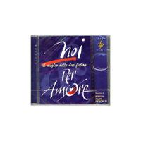 De Scalzi Pivio & Aldo CD Noi Per Amore OST Soundtrack Sig 5099751742920