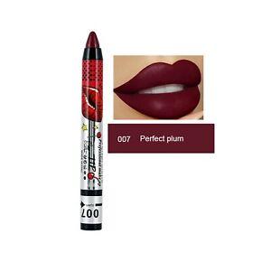Matte Velvet Lipstick Makeup Waterproof Long Lasting Moisturizing Lipstick