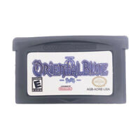Oriental Blue GBA Game Boy Advance English Translated JRPG (USA Seller)