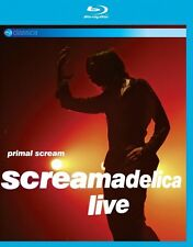 PRIMAL SCREAM - SCREAMADELICA-LIVE  BLU-RAY NEU