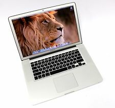 "Apple MacBook Pro 15"" Mid 2010 Quad Intel i5 2.40GHz 4GB 500GB 10.7.5 MC371LL/A"