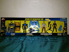 Batman The Animated Series TNA Gotham City Enforcement Team 4 Figure Set Hasbro