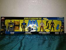 Batman The Animated Series TNA Gotham City Enforcement Team 4 Figure Set Hasbro