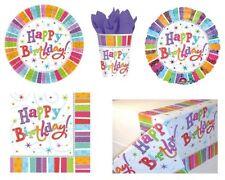 Art de la table de fête serviettes anniversaire-adulte Amscan pour la maison