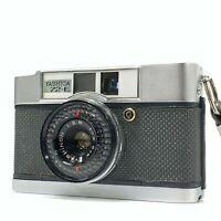 Yashica 72-E 35 mm Half Frame Compact Camera Yashinon 28mm f2.8 from Japan [KC]