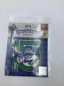 Lexington Legends Baseball Minor League Patch 15 Years 2001 2015