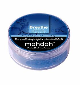 MOHDOH BREATHE THERAPEUTIC DOUGH INFUSED WITH ESSENTIAL OILS 50g