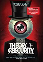 The Residents - Theory of Obscurity (Blu Ray) [DVD] [2015][Region 2]