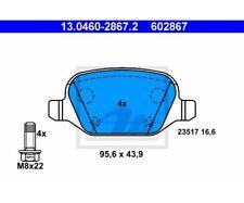 ATE Brake Pad Set, disc brake 13.0460-2867.2